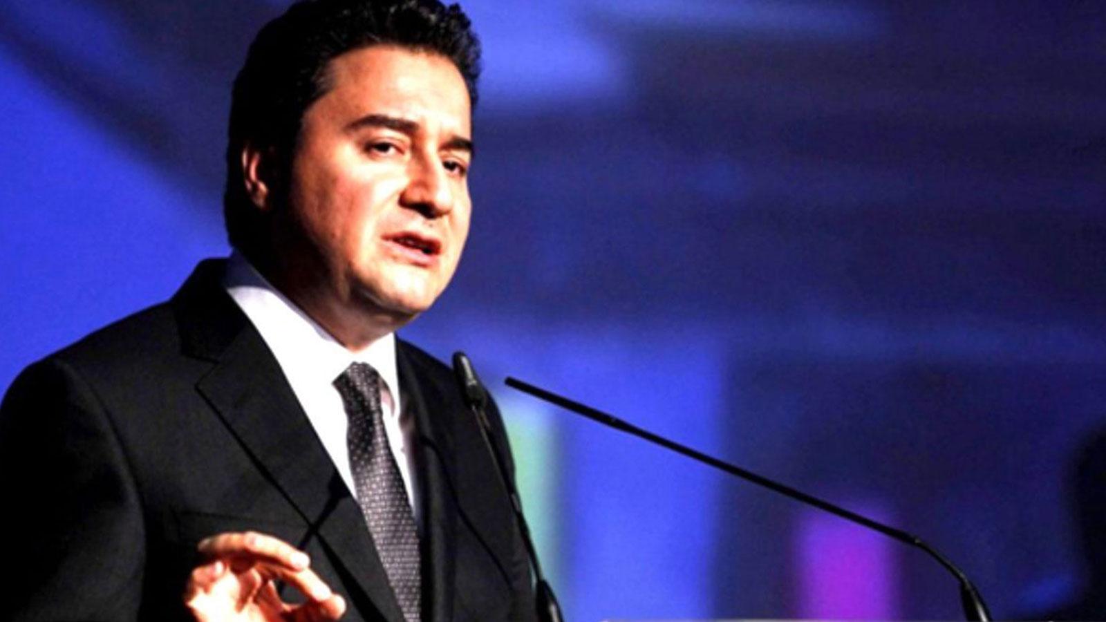 Ali Babacan, parti kurma çalışmalarını başlattıklarını duyurdu
