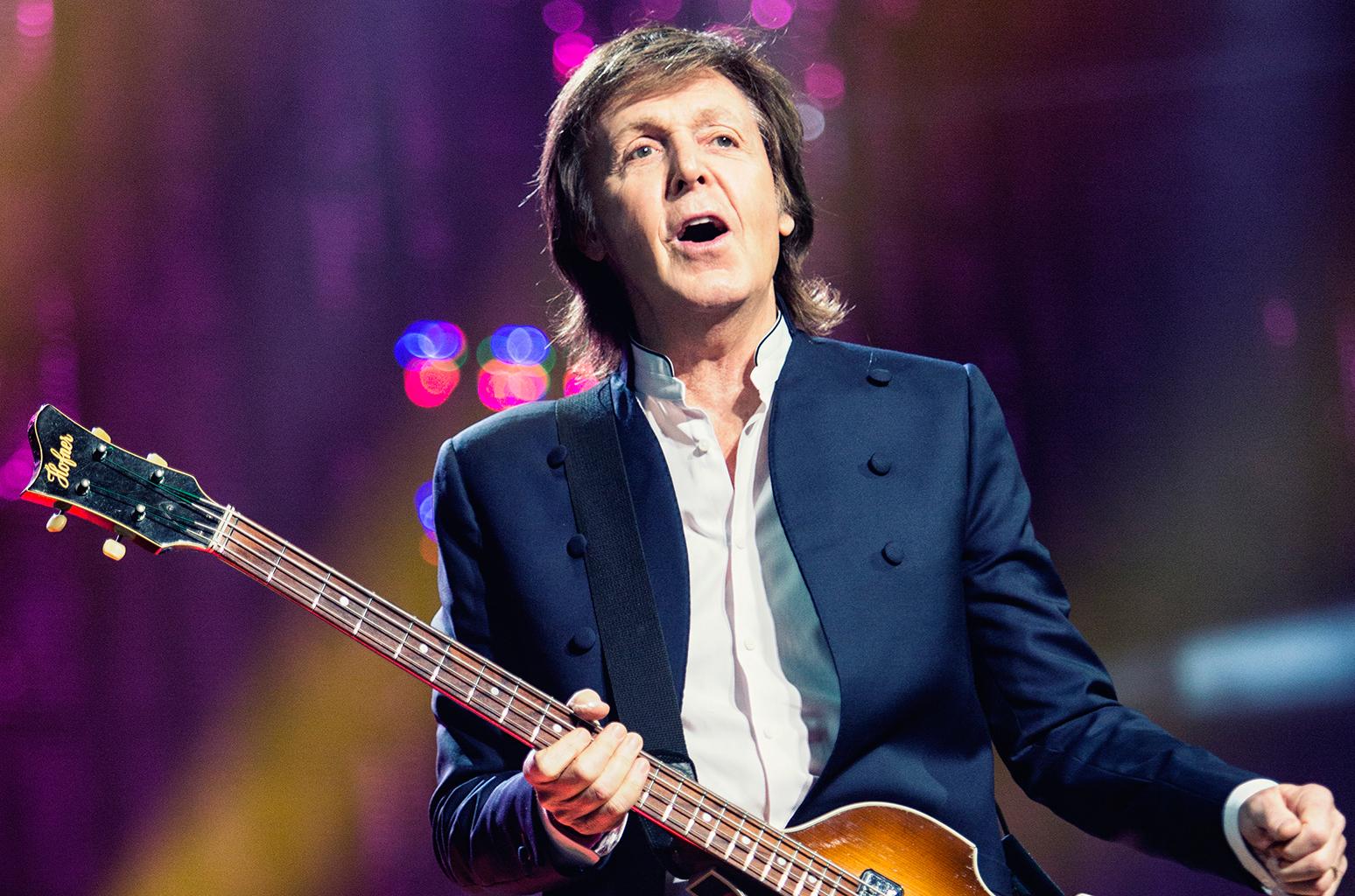 Paul McCartney bir müzikal hazırlıyor