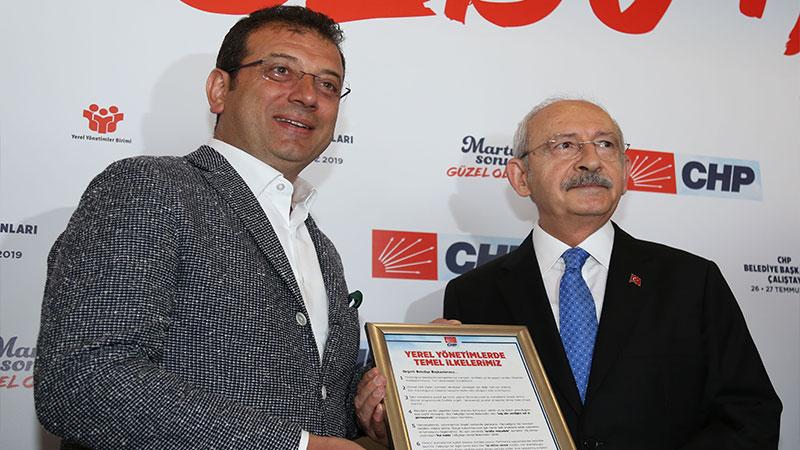 Kılıçdaroğlu: (Hakan Atilla) ABD'de boşu boşuna cezaevinde yattı