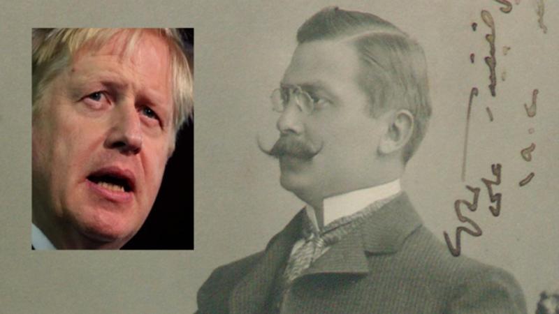 Ali Kemal, Boris Johnson