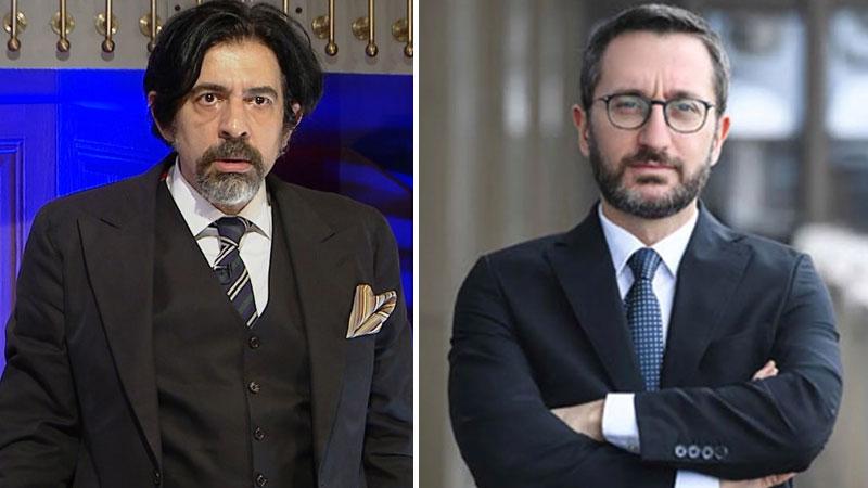 Okan Bayülgen, Fahrettin Altun'a destek verdi: İtibar suikasti yapılıyorsa bu adama, demek ki bu adam yalnız!