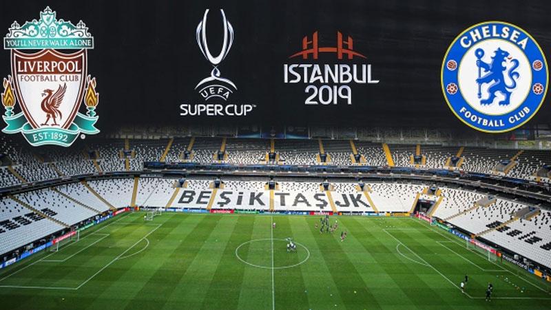 İstanbul'da Süper Kupa heyecanı