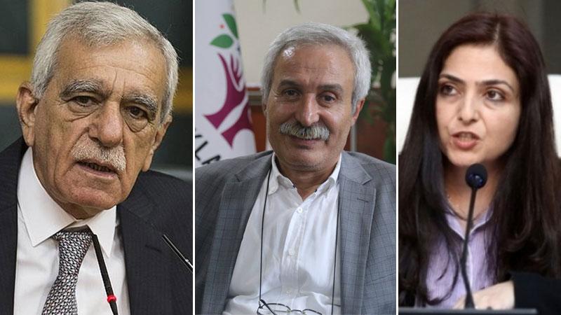 Diyarbakır Van Mardin Belediye Başkanları