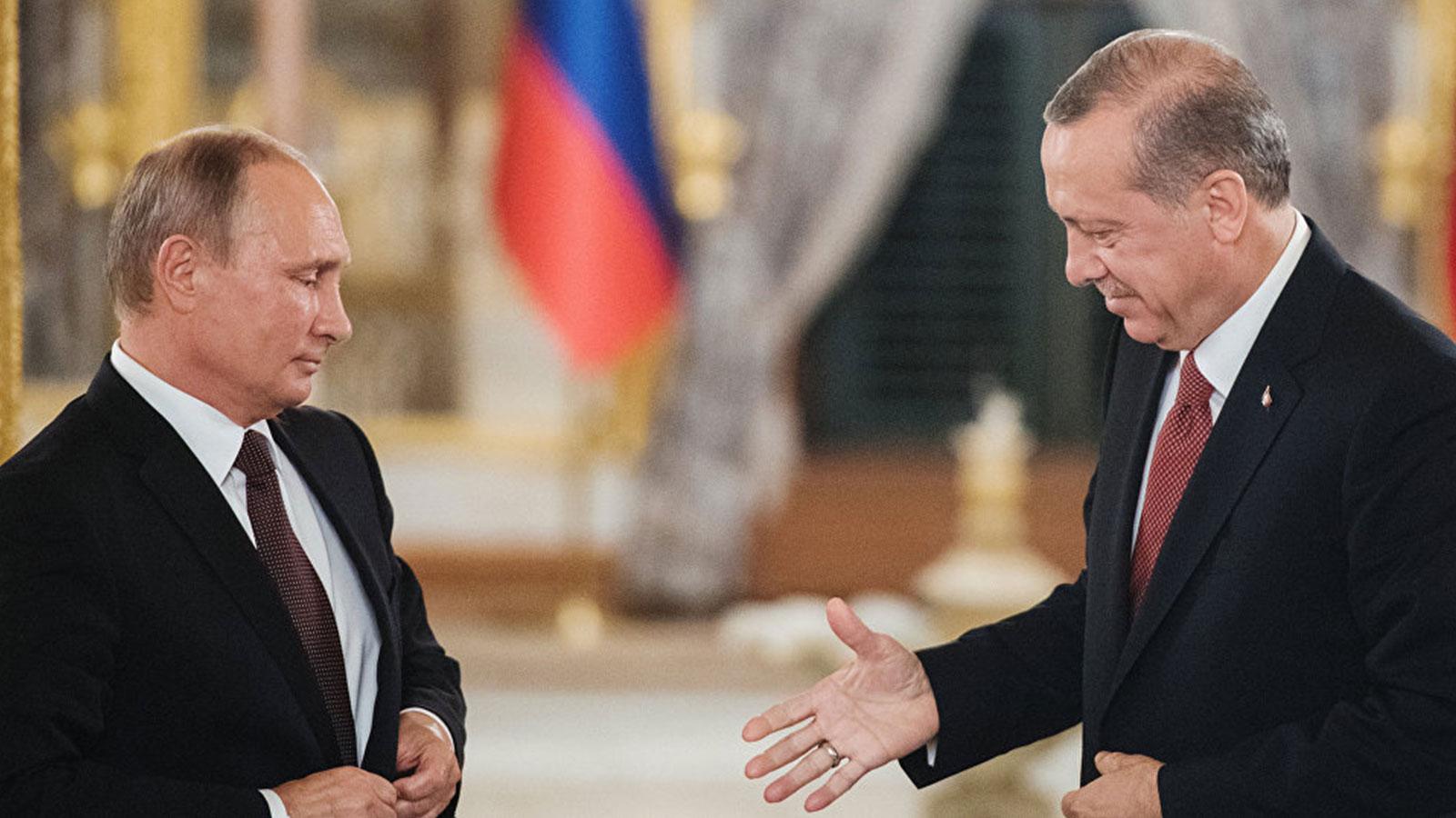 Putin Erdoðan