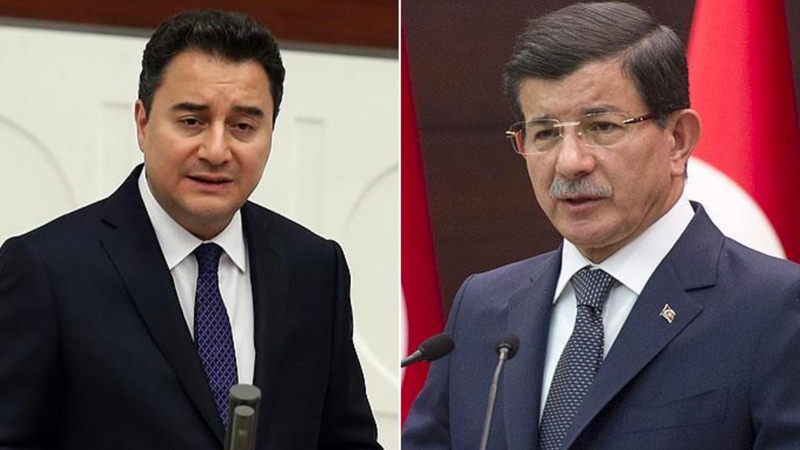 Erdoğan'dan yeni parti önlemi: Babacan ve Davutoğlu'na yakın ...