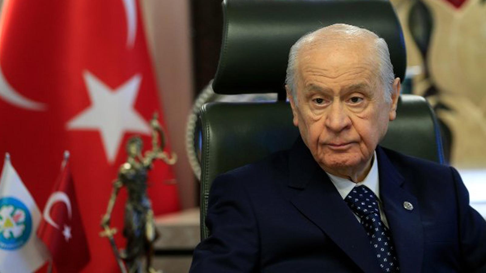 Bahçeli: CHP Genel Başkanı için mahkeme yolu ardına kadar aralandı