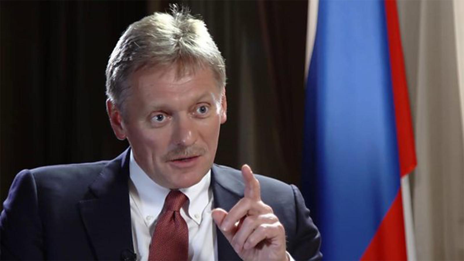Kremlin Sözcüsü Dmitry Peskov: Suriye'de doğal olarak nihai amaç tüm yabancı askerlerin çekilmesini sağlamak