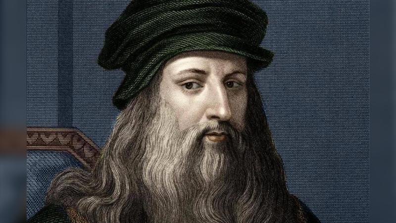 """Leonardo da Vinci Hazar Türkü olabilir"""" iddiası"""