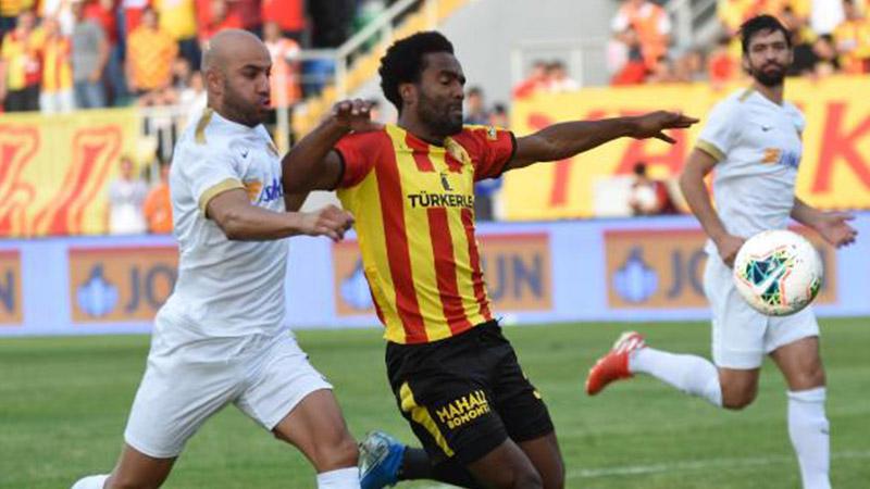 Kayserispor-Göztepe maçı