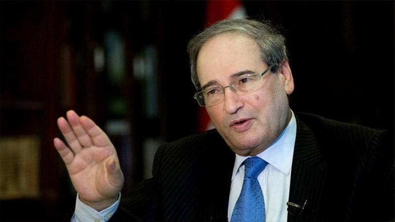 Suriye Dışişleri Bakan Yardımcısı: Washington'ın ajanlarına Suriye toprakları üzerinde adım atacak yer yok