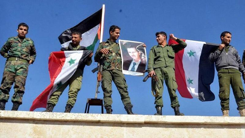 İddia: Suriye ordusu kuzeye doğru ilerliyor
