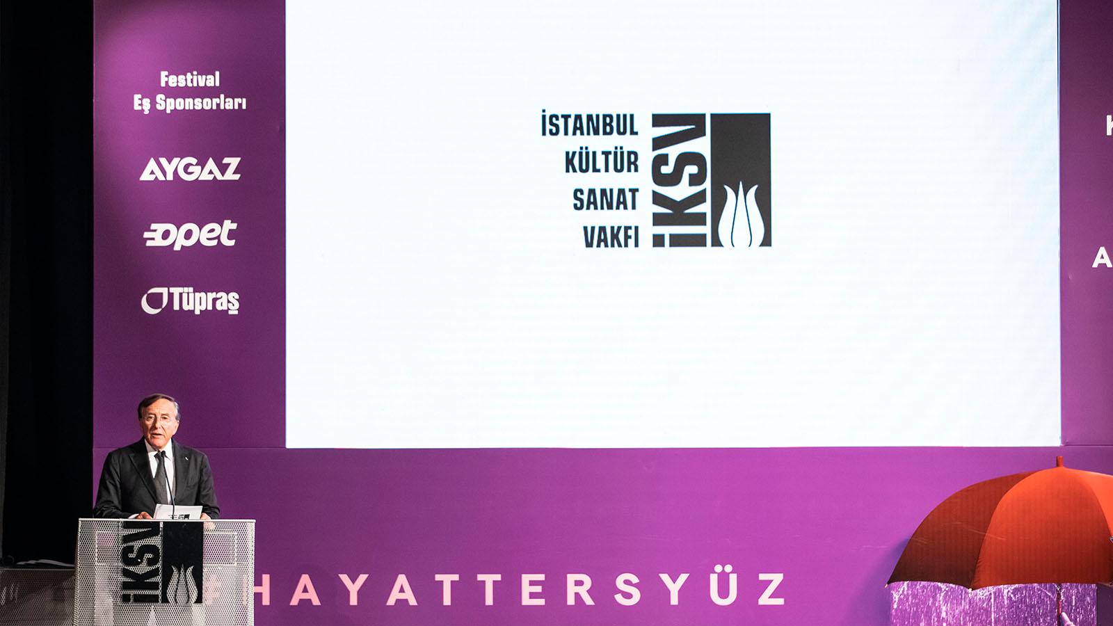 23. İstanbul Tiyatro Festivali ödül töreni yapıldı