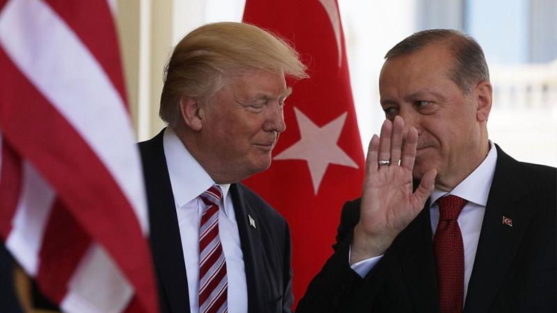trump erdoğan ile ilgili görsel sonucu