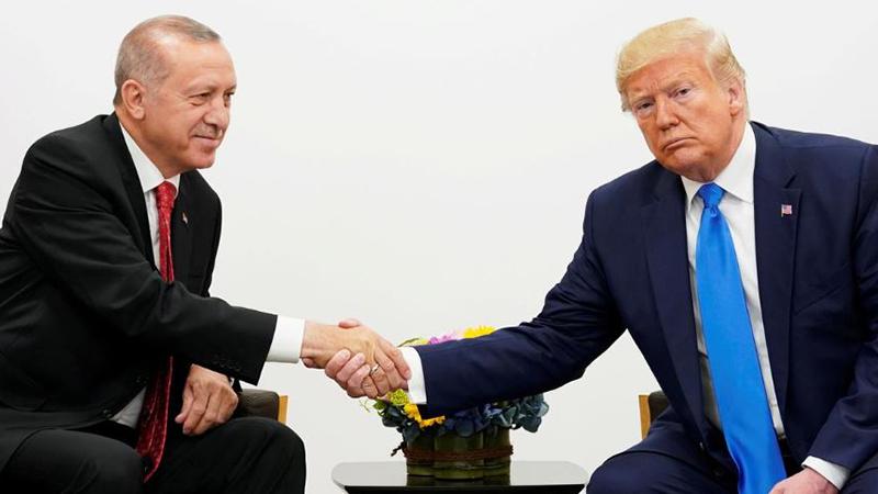 Recep Tayyip Erdoğan Donald Trump