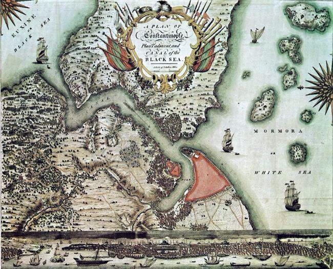 Vordonisi,Büyükada, Heybeliada, Burgazada, Kınalıada, Sedefadası, Sivriada, Yassıada, Kaşık Adası ve Tavşan Adası'ndan sonra İstanbul'un 10'uncu adası. Vordonisi'nin batma nedeni, yaklaşık 1000 yıl önce yaşanan büyük İstanbul depremi olarak biliniyor. İstanbul'da Dragos ile Küçükyalı arasında, Maltepe sahilinin yaklaşık 1 kilometre açığında bulunan ve birçok arkeolojik eser barındıran tarihi Vordonisi Adası, Manastır Kayalıkları, Bostancı Çöken Ada ve Höreke isimleriyle de biliniyor. İki adacıktan oluşan Vordonisi'nin Bizans döneminde manastır olarak kullanıldığı biliniyor.