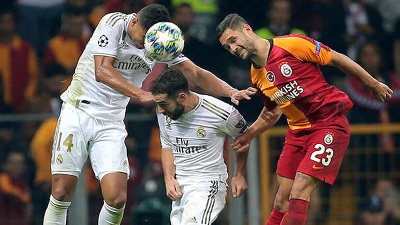 Real Madrid In Galatasaray Maci Kadrosu Belli Oldu