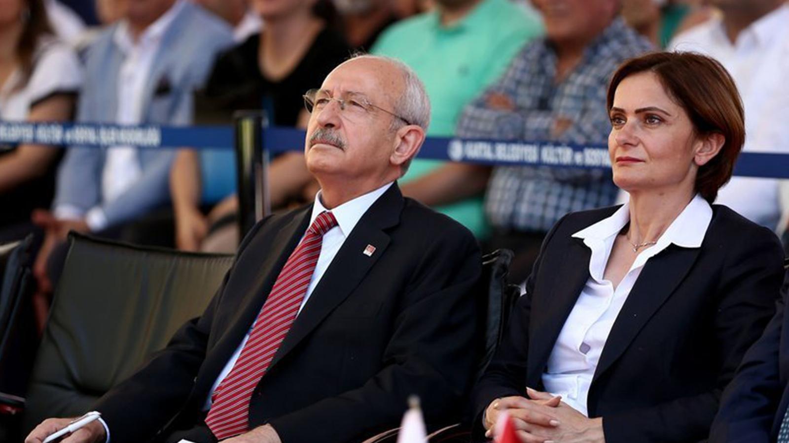 Kılıçdaroğlu'ndan Kaftancıoğlu'na: Twitter mesajına gerek yoktu ...