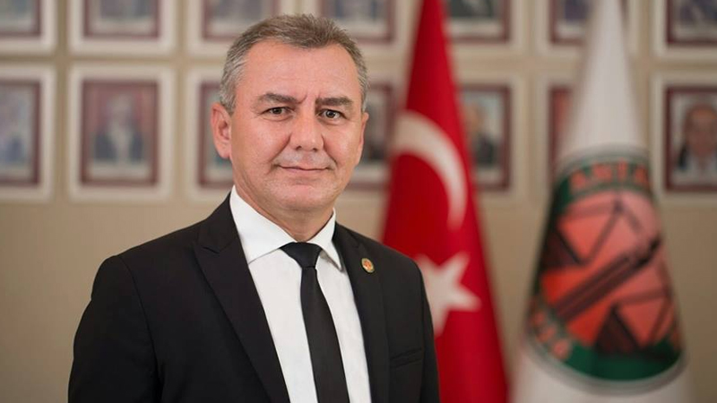 Türkiye Barolar Birliği'nden Antalya Barosu Başkanı Balkan'a ...