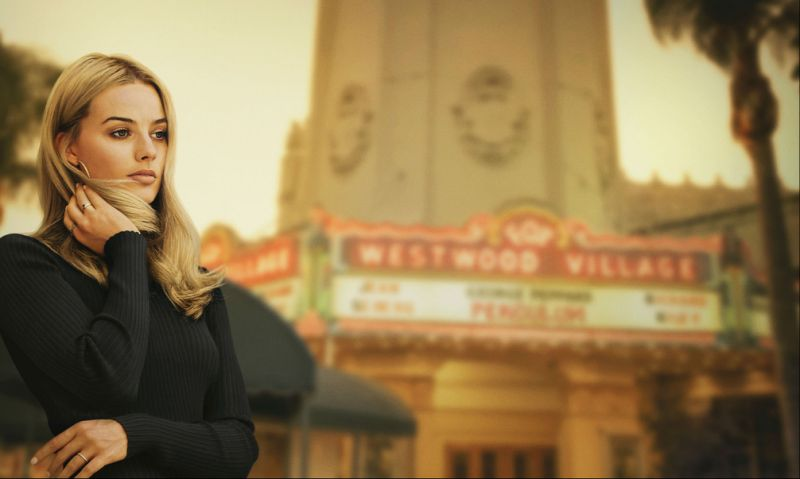 8. Margot Robbie – Once Upon a Time … in Hollywood