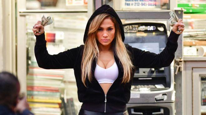 2. Jennifer Lopez – Hustlers