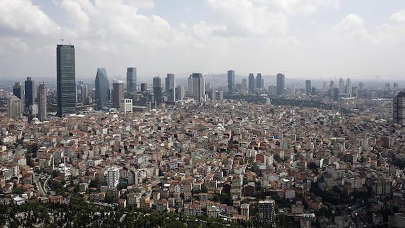 istanbul deprem bina öarpık yapılaşma