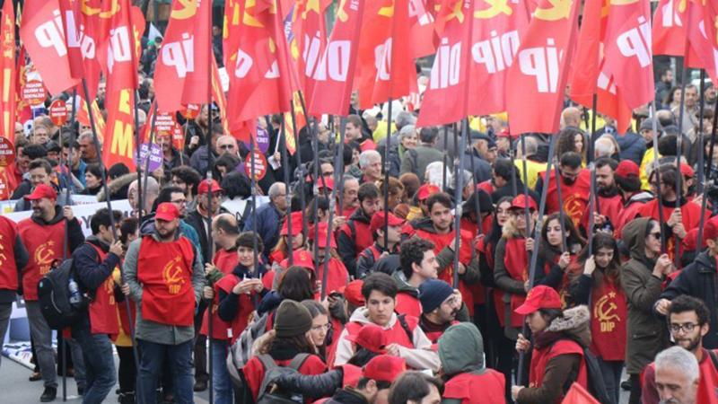 Bakırköy miting DİP