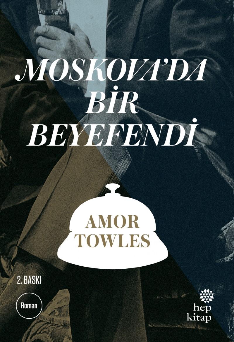 24) Amor Towles – Moskova'da Bir Beyefendi (2016): Kitaba adını veren Kont Rustav, ülkedeki rejim değişikliğiyle beraber Moskova Oteli'nde ev hapsine mahkum edilen ehlikeyif bir aristokrattır. Onun hikâyesini anlatan ve orijinal adı 'a Gentleman in Moskov' olan kitap Türkçeye Hep Kitap tarafından kazandırıldı.