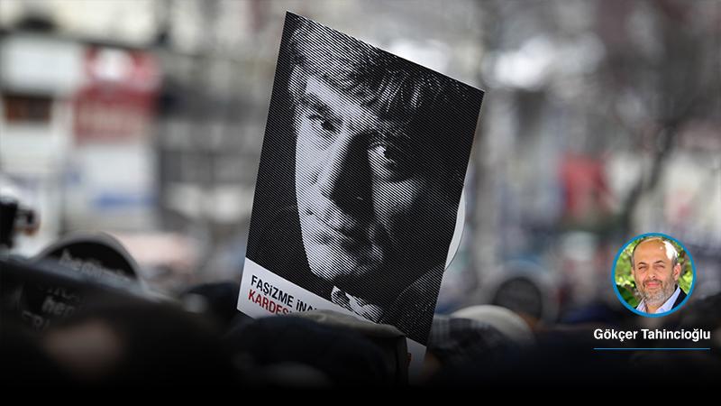 Gökçer Tahincioğlu Hrant Dink