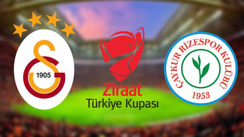 Galatasaray, Rizespor