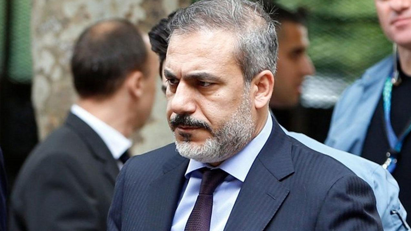 """İsrail gazetesinden Hakan Fidan makalesi: """"Süleymani yerin üç ..."""