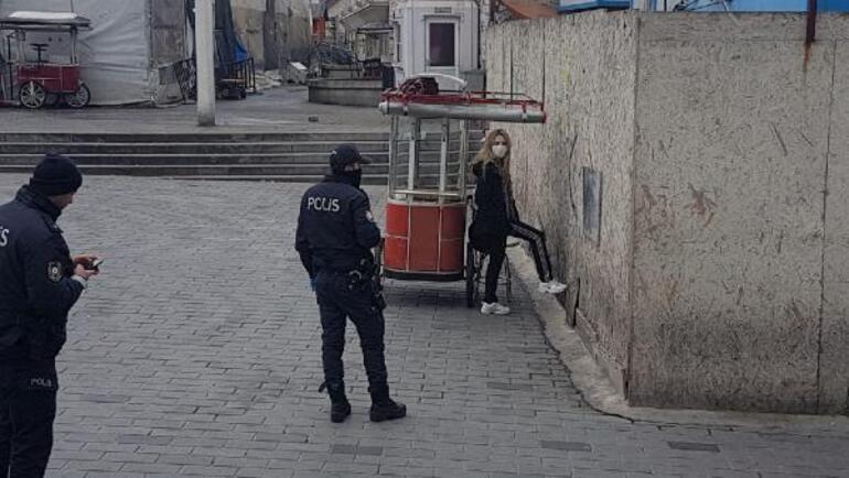 Taksim İlkyardım Hastanesi'nde karantinadaki bir kadın camdan atlayarak kaçtı ile ilgili görsel sonucu