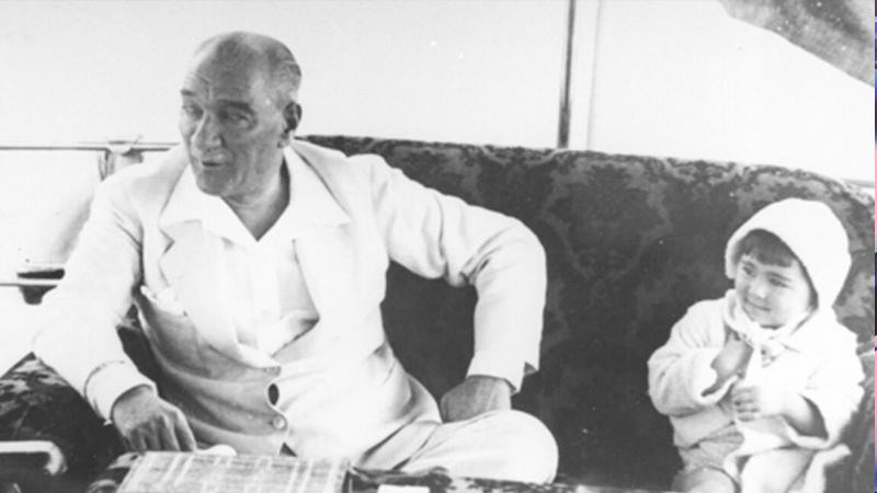 Atatürk'ün en küçük manevi kızı Ülkü Adatepe kimdir?