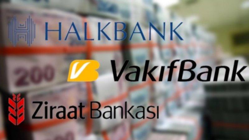 üç kamu bankası
