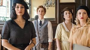 Cable Girls (Son Sezon: 2. Kısım / 3 Temmuz)