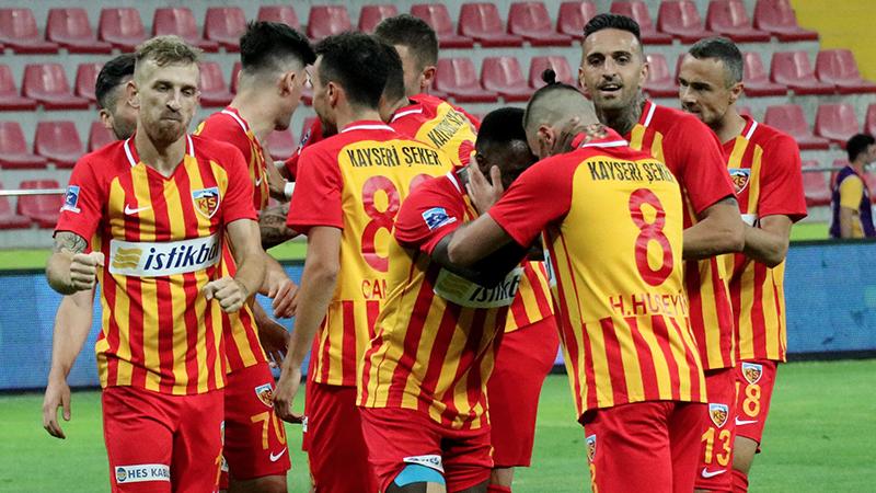 Kayserispor Beşiktaş
