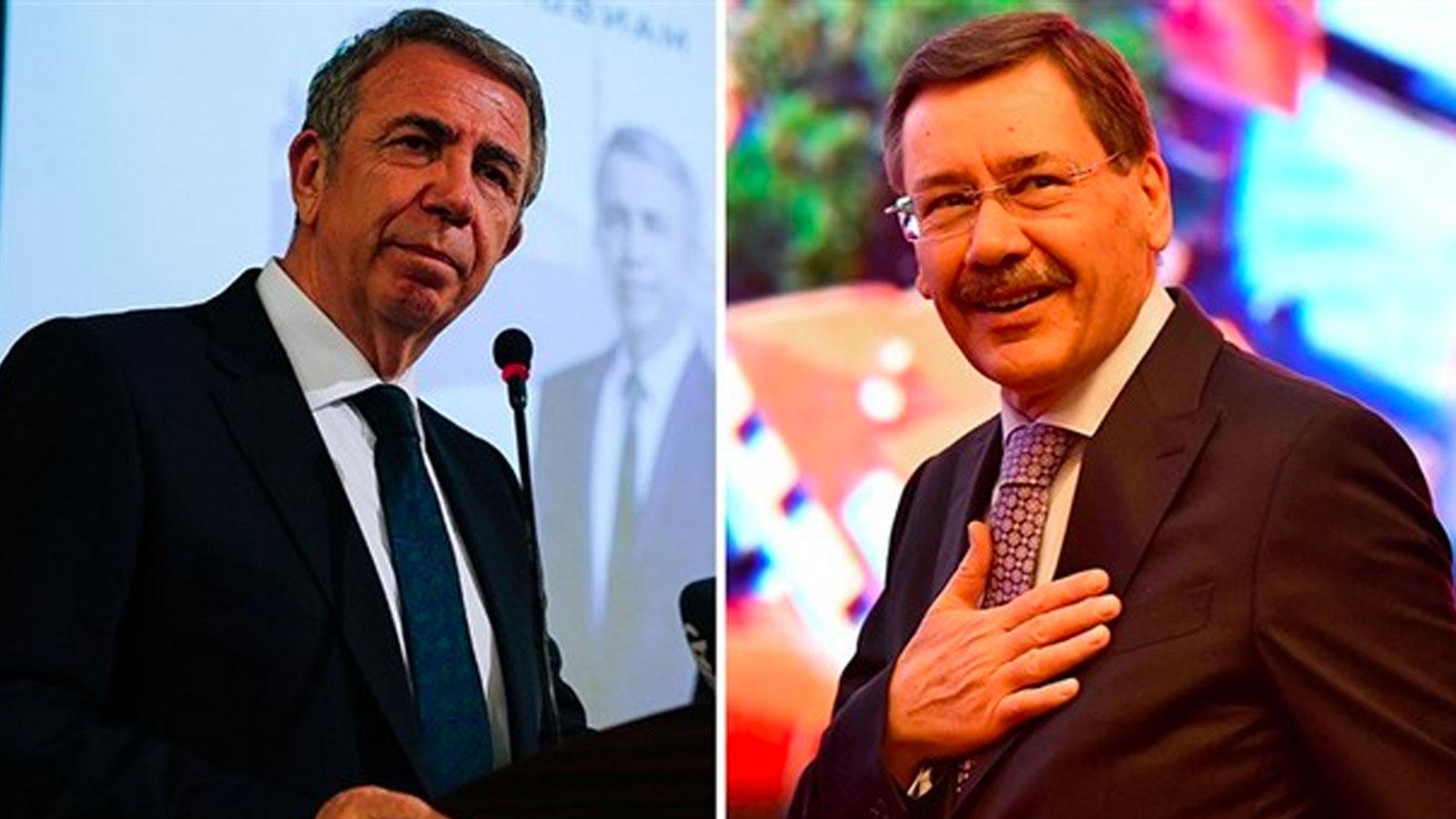 Ankara Büyükşehir Belediye Başkanı Yavaş: Melih Gökçek hakkında suç duyurusunda bulunuldu