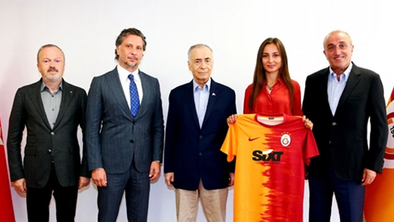 Galatasaray sponsor