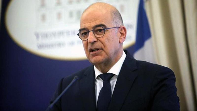 Yunanistan Dışişleri Bakanı Dendias: Türkiye ile müzakereler için olumluyuz