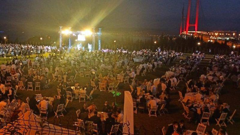 1500 kişilik düğün **