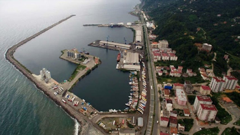 1,3 milyar liralık İyidere Lojistik Limanı inşaatı ihalesini Cengiz İnşaat aldı