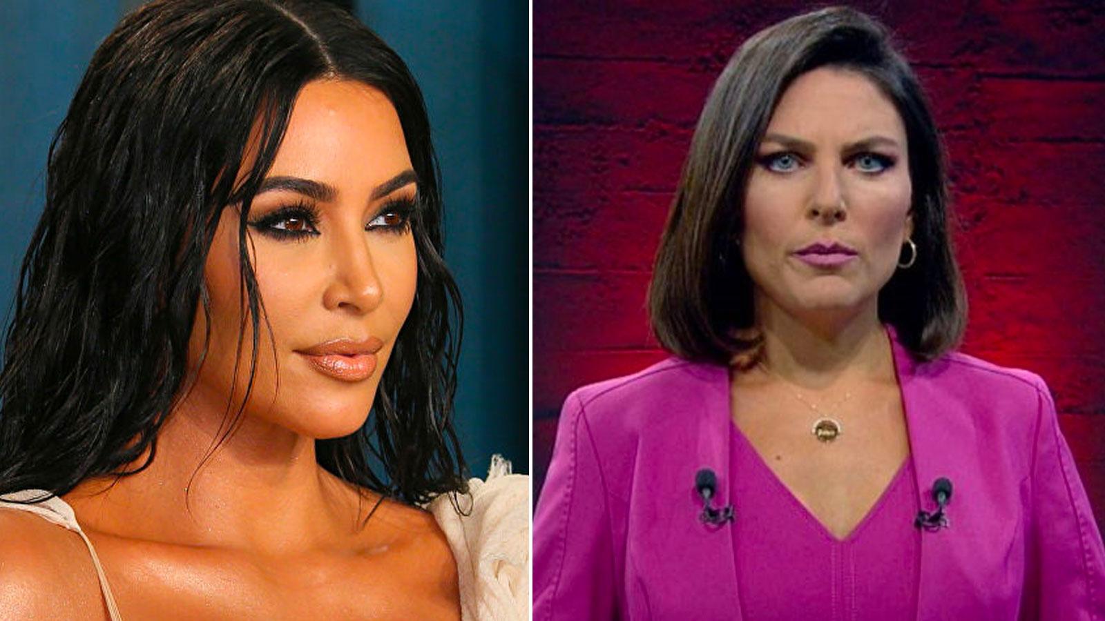 """Ertuğrul Özkök'ten Ece Üner'e: Kim Kardashian, ABD'deki en büyük """"adalet savaşçılarından"""" biri, onun ekranda görmediğin böyle bir kaynağı daha var"""