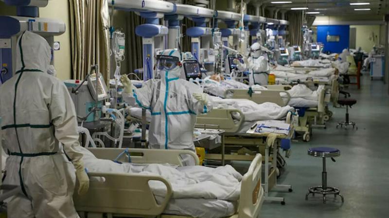 koronavirüs hastane **