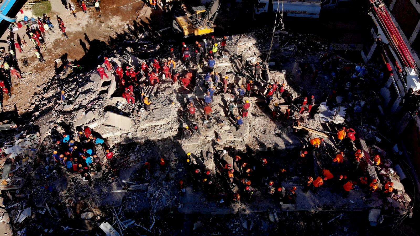 Deprem İzmir