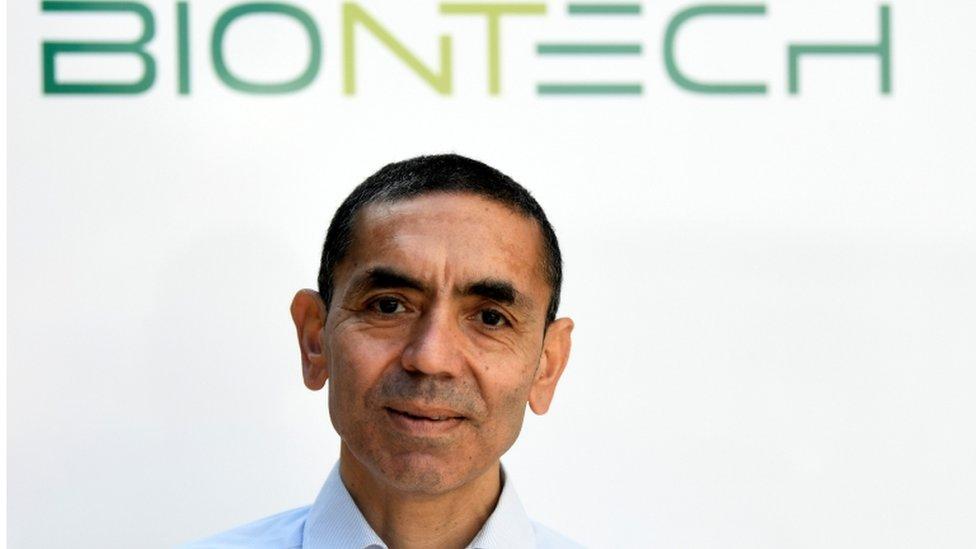 BioNTech CEO'su Prof. Şahin: Virüsün mutasyona uğraması endişelendiriyor