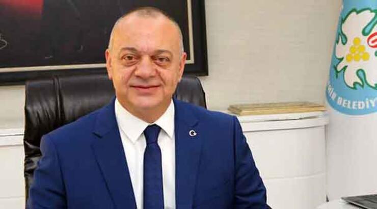 Manisa Büyükşehir Belediye Başkanı Cengiz Ergün - CHP