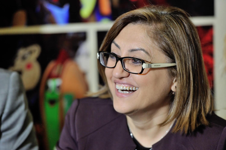 Gaziantep Büyükşehir Belediye Başkanı Fatma Şahin - AKP