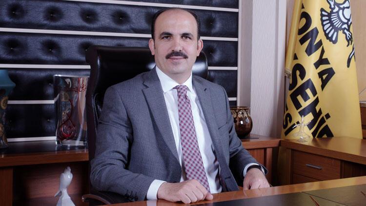 Konya Büyükşehir Belediye Başkanı Uğur İbrahim Altay - AKP
