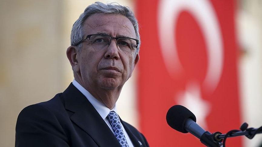 Ankara Büyükşehir Belediye Başkanı Mansur Yavaş - CHP