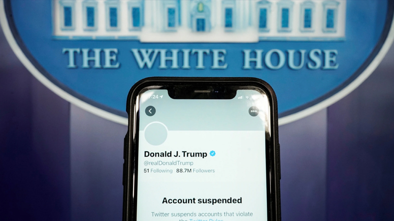 Twitter hesabı kapatılan Trump, kendi sosyal medya platformunu kuracağını açıkladı