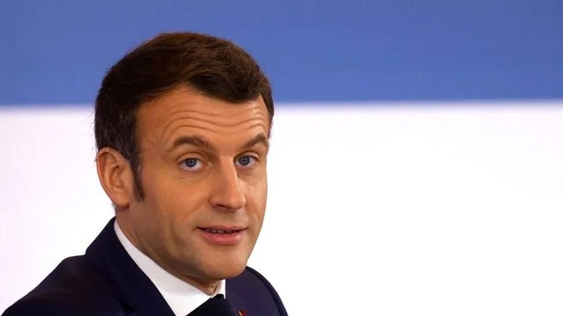 Macron'dan Biden'a tebrik: Paris Anlaşması'na tekrar hoş ...